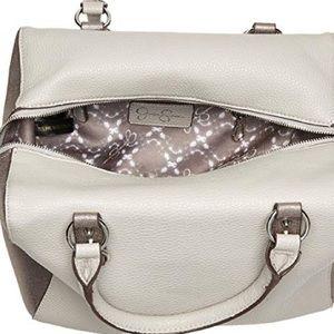 Jessica Simpson Karina cross body satchel bag